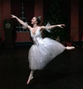 CannedSwank Dance Photo - nutcracker snowflakes
