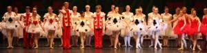 CannedSwank Dance Photo - Alice in Wonderland cast