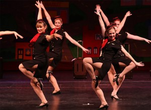 CannedSwank Dance Photo - your flight attendants