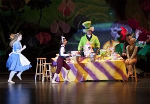 CannedSwank Dance Photo - Alice in Wonderland
