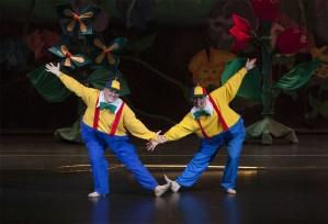 CannedSwank Dance Photo - Tweedle Dee and Tweedle Dum