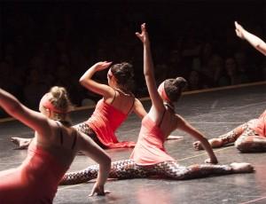 CannedSwank Dance Photo - back stage jazz lyrical