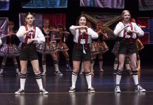 CannedSwank Dance Photo - Around the world